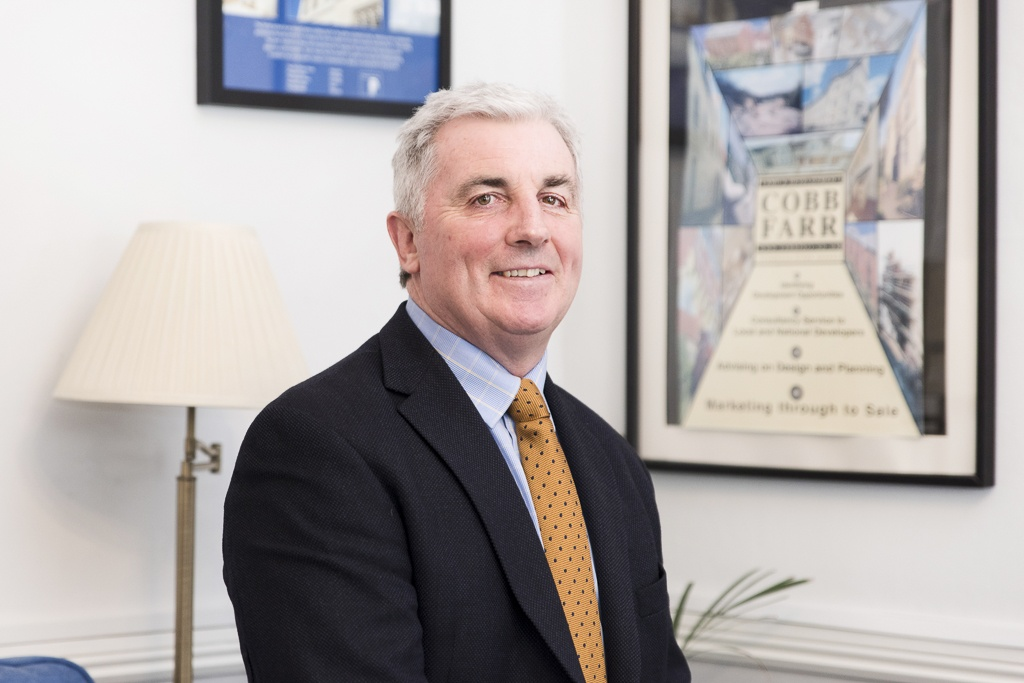 Philip Cobb, Managing Director, Cobb Farr