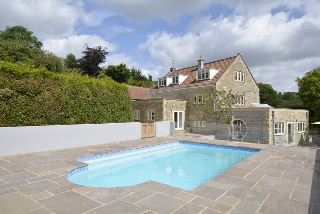 The Water Mill, Wellow. Stunning Bath property which we have sold.