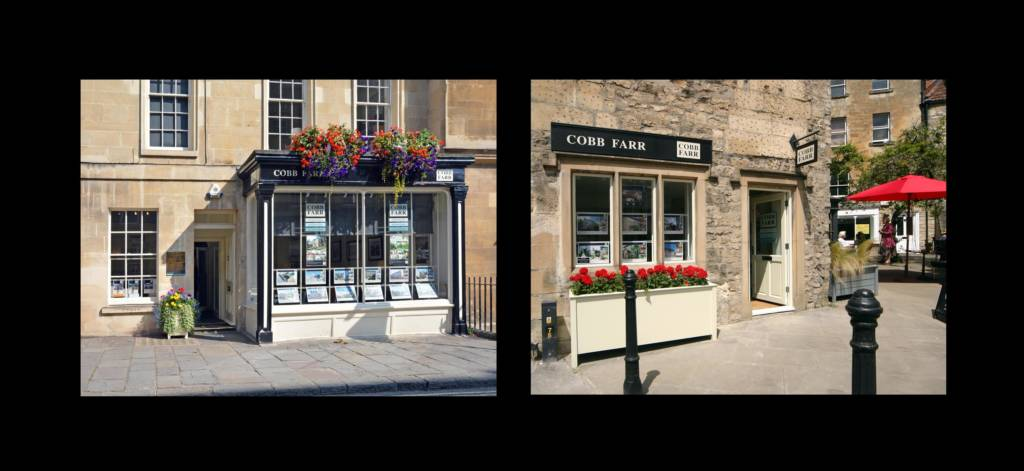 Cobb Farr offices, Bath and Bradford on Avon