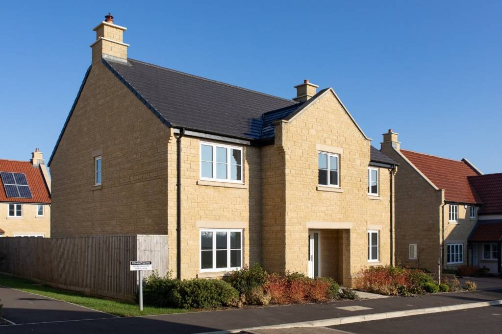 Plot 11 West Farm, Faulkland new build home