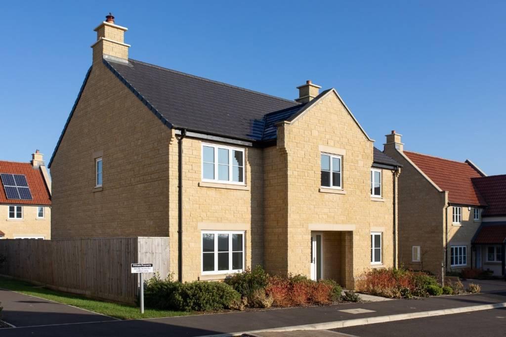 Plot 11 West Farm, Faulkland new build home